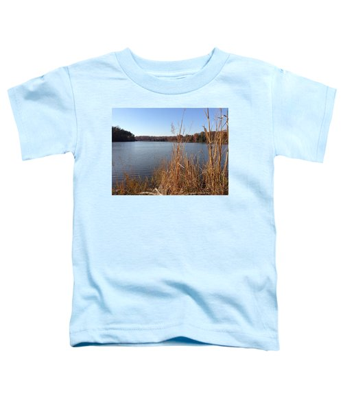 Fall On The Creek Toddler T-Shirt