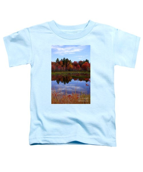 Fall Reflections Toddler T-Shirt