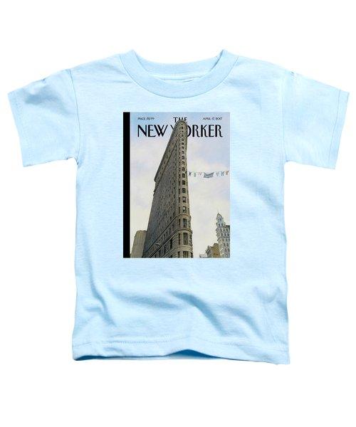 Fashion District Toddler T-Shirt