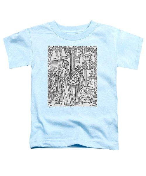 February Aquarius Toddler T-Shirt