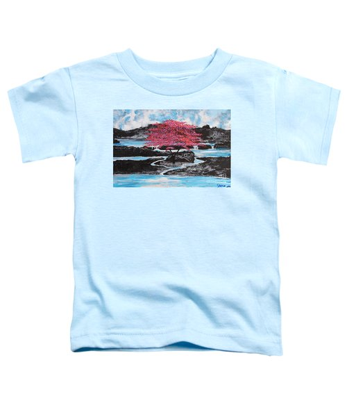 Finding Beauty In Solitude Toddler T-Shirt