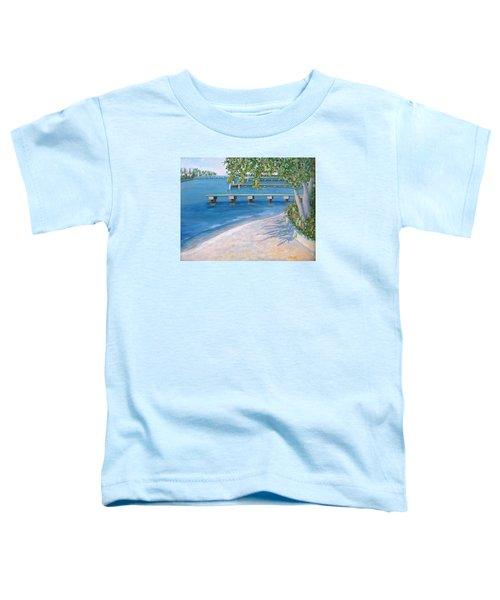 Finding Flagler Toddler T-Shirt