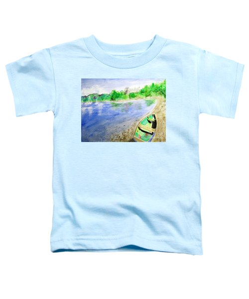 Dunstaffnage Toddler T-Shirt