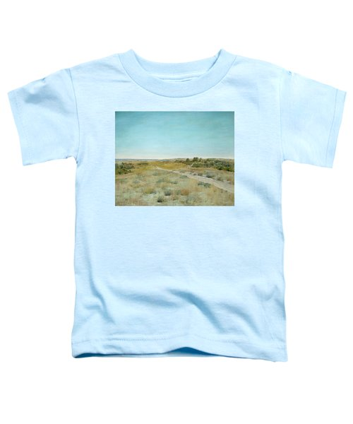 First Touch Of Autumn Toddler T-Shirt