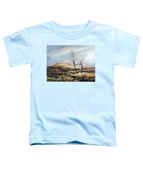 Flat Top Toddler T-Shirt