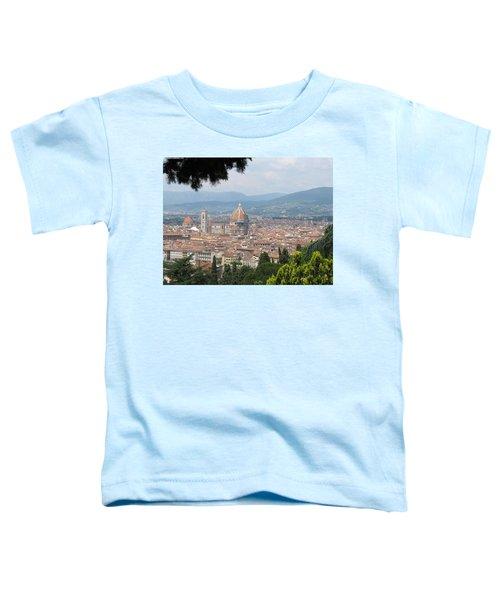 Florence Toddler T-Shirt