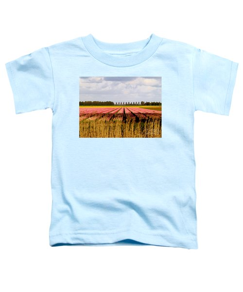 Flower My Bed Toddler T-Shirt