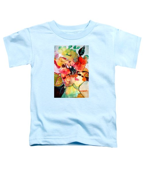 Flower Vase No. 2 Toddler T-Shirt