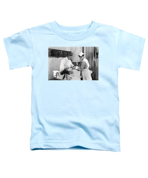 Fluoroscopic Examination Toddler T-Shirt