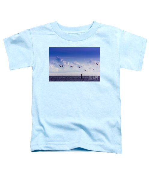 Flying Free Toddler T-Shirt