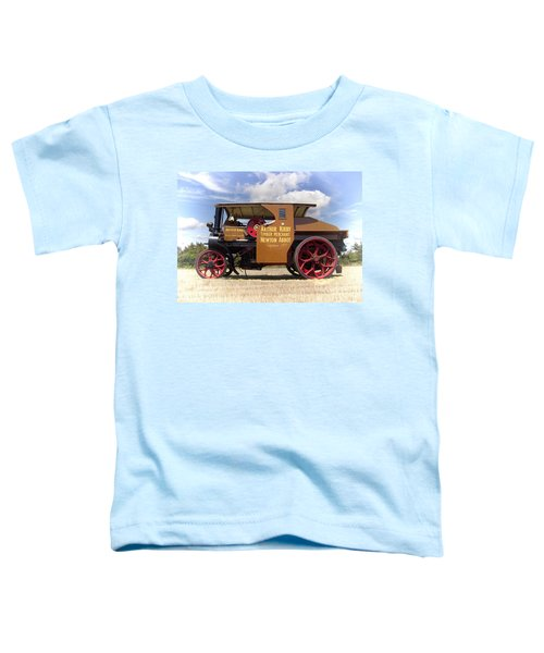 Foden Tractor Toddler T-Shirt