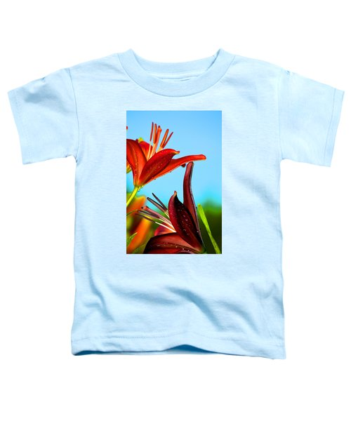 For The Love Of Lillies Toddler T-Shirt