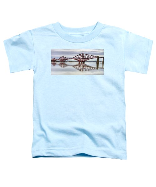 Forth Bridge Reflections Toddler T-Shirt