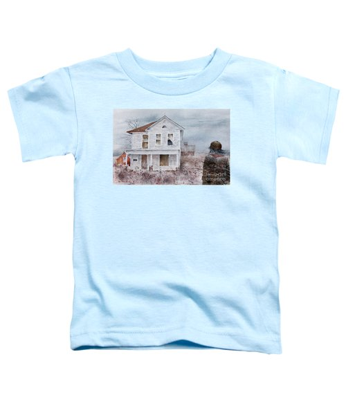 Frayed Toddler T-Shirt