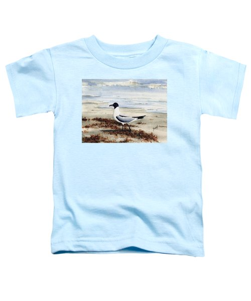 Galveston Gull Toddler T-Shirt