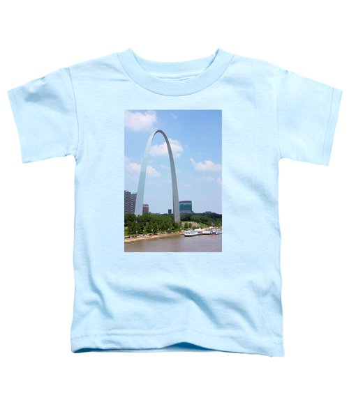 Gateway To The West Toddler T-Shirt