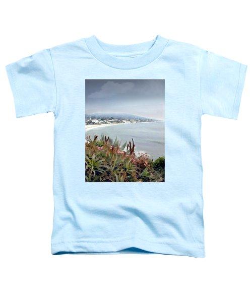 Gathering Coastal Storm Toddler T-Shirt