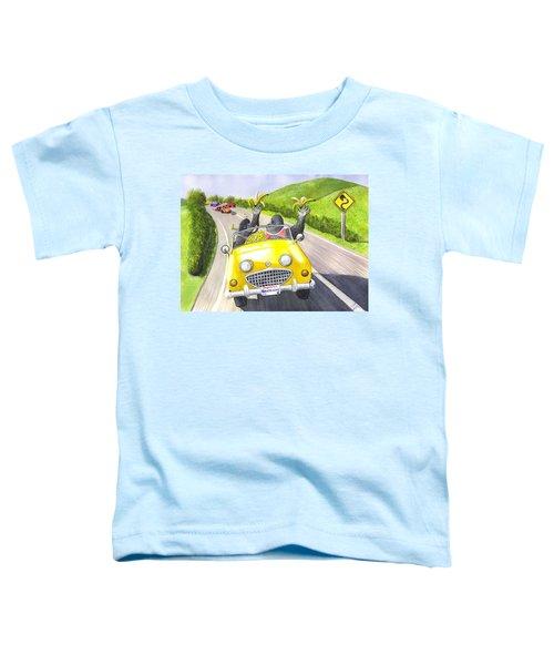 Going Bananas Toddler T-Shirt