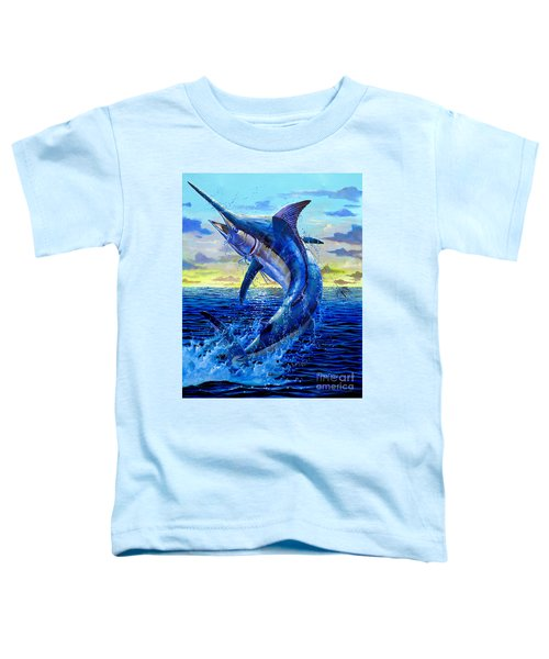 Grander Off007 Toddler T-Shirt by Carey Chen