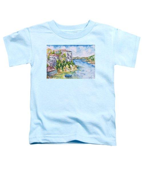 Greek Playground  Toddler T-Shirt