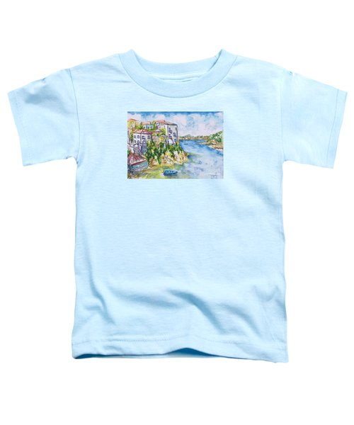 Greek Playground  Toddler T-Shirt