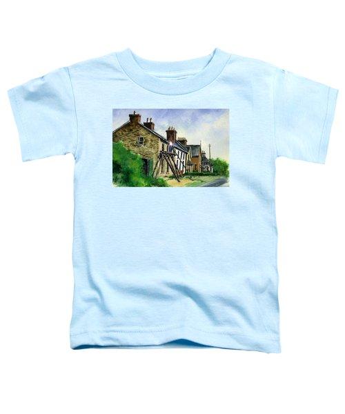 Gutter Repair Port Rush Ireland Toddler T-Shirt