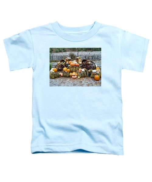 Halloween Pumpkins Toddler T-Shirt