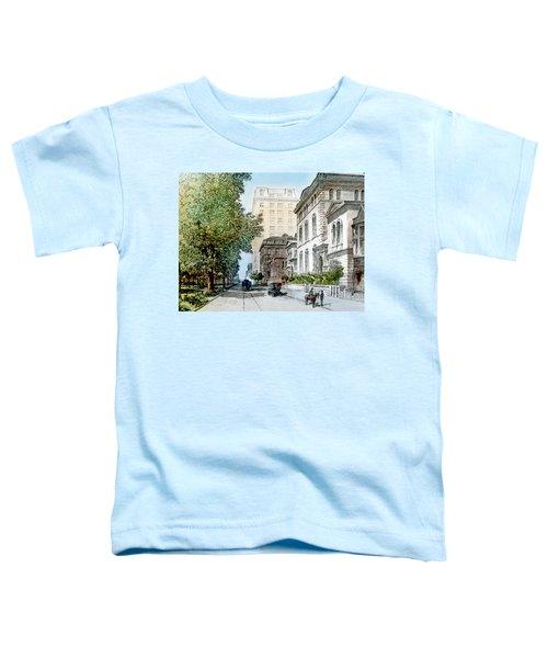 Harrison Residence East Rittenhouse Square Philadelphia C 1890 Toddler T-Shirt