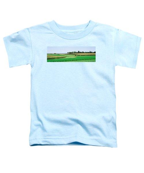 Harvesting, Farm, Frederick County Toddler T-Shirt