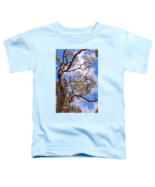 Hawaiian Sky Toddler T-Shirt
