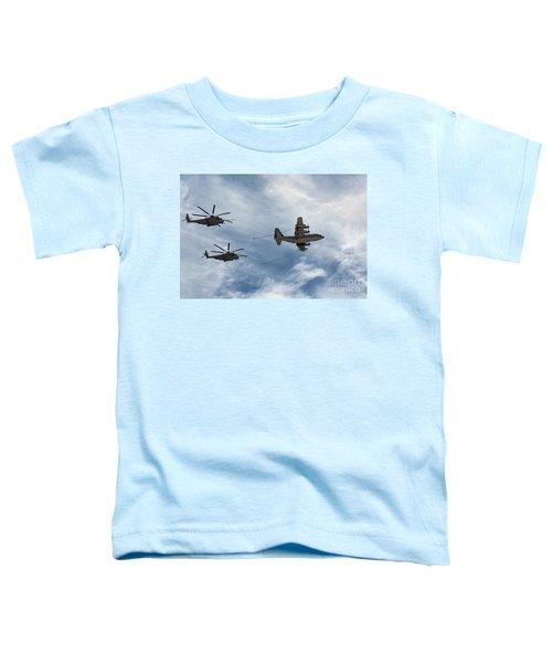 Hercules And Sea Stallions Toddler T-Shirt
