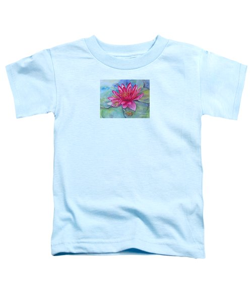 Hide And Seek Toddler T-Shirt by Beatrice Cloake