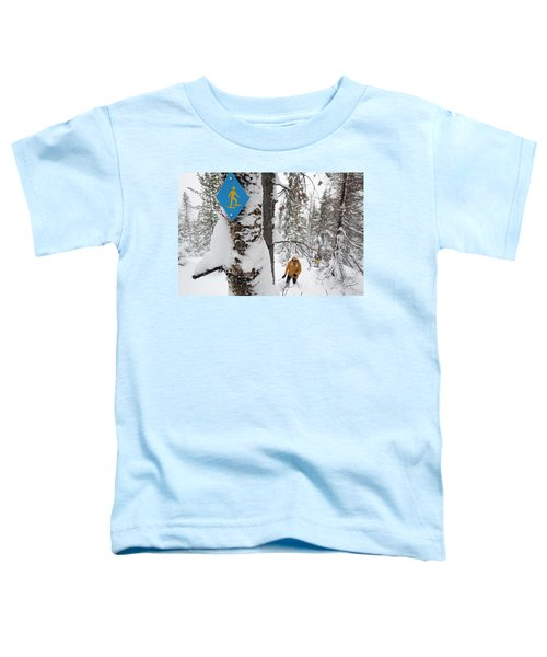 High Angle View Of A Mid Adult Woman Toddler T-Shirt