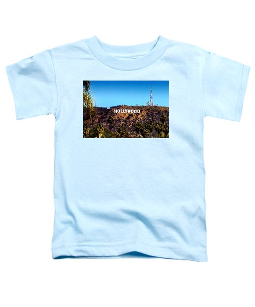Hollywood Sign Toddler T-Shirt
