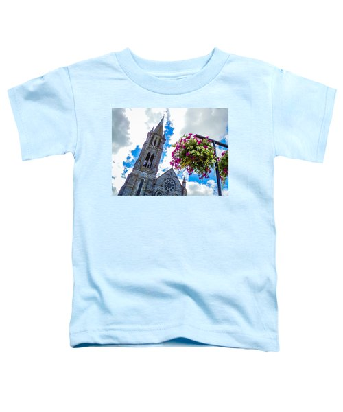 Holy Cross Church Steeple Charleville Ireland Toddler T-Shirt