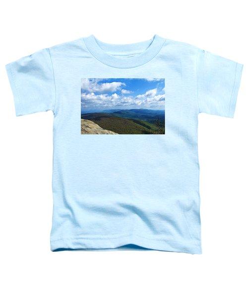 Humpback Rocks View North Toddler T-Shirt