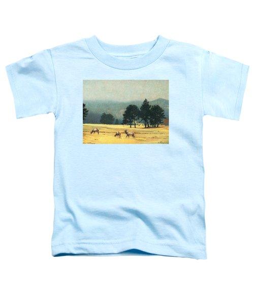 Impression Evergreen Colorado Toddler T-Shirt