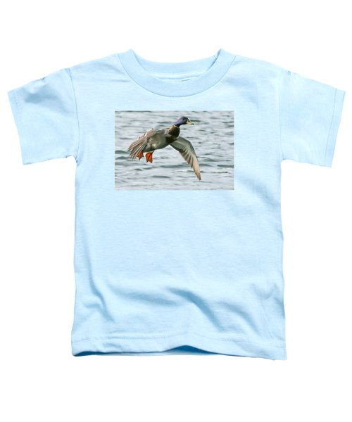 In For A Landing Toddler T-Shirt