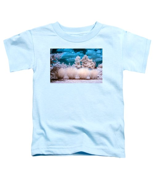 Infrared Bushes Toddler T-Shirt