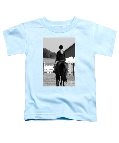 Into The Ring Toddler T-Shirt