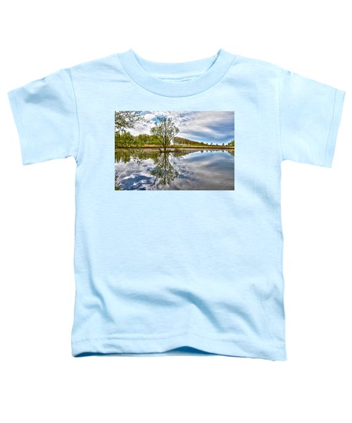 Island Tree Toddler T-Shirt