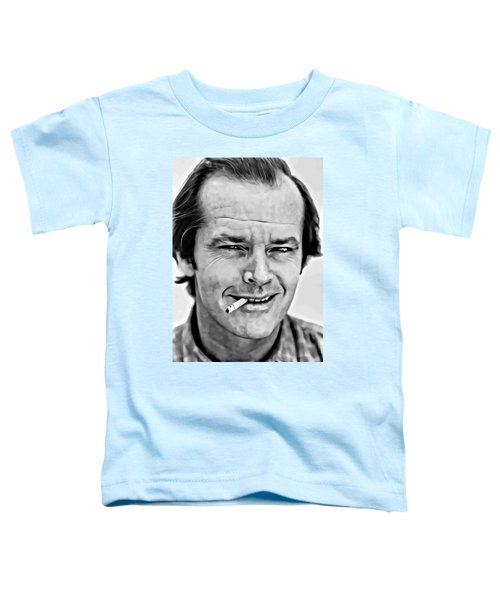 Jack Nicholson Toddler T-Shirt