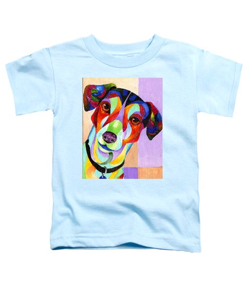 Jack Russell Terrier Toddler T-Shirt