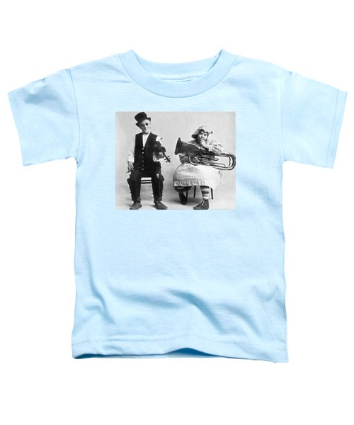 Jimmie And Blanche Creighton Toddler T-Shirt