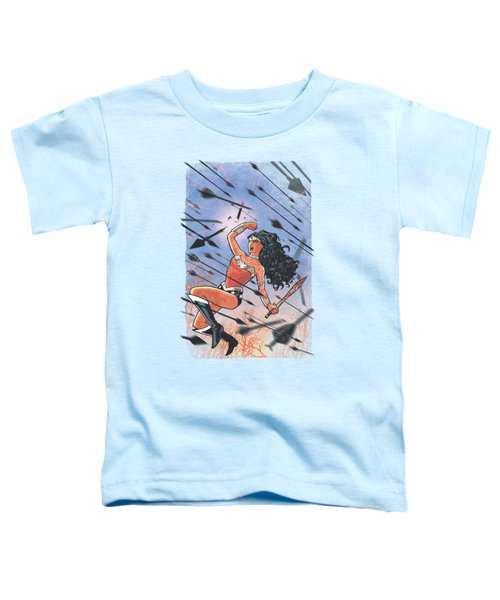 Jla - Wonder Woman #1 Toddler T-Shirt