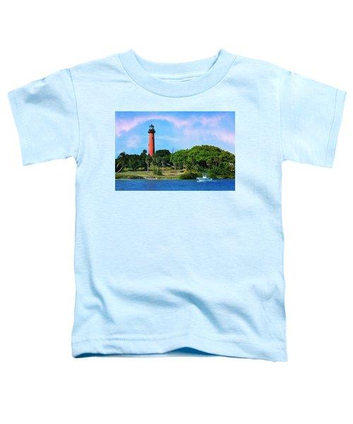 Jupiter Lighthouse Toddler T-Shirt