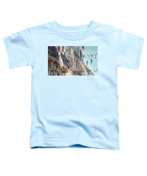 Just Like A Waving Flag.. Toddler T-Shirt