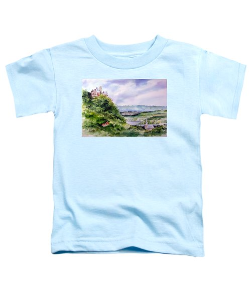 Katz Castle Toddler T-Shirt