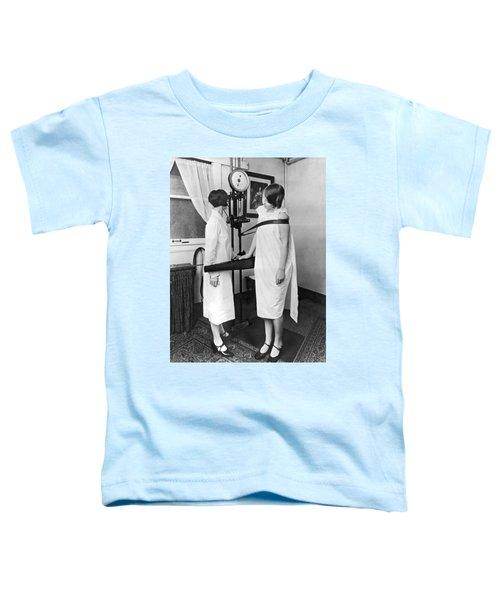 Kellogg's Sanitarium Scene Toddler T-Shirt