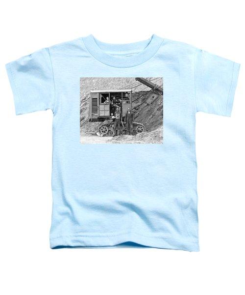 Kids At The Controls Toddler T-Shirt